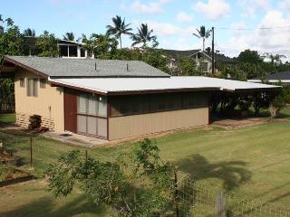 Beautiful 1 bedroom House in Hanalei - Hanalei vacation rentals