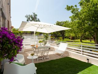 PRIVATE OUTDOOR AREA LOFT WITH POOL AND GARDEN - Piano di Sorrento vacation rentals