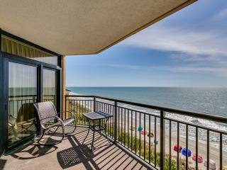 One of a Kind Luxury, Huge 4 Bed / 4 Bath w/ Two Oceanfront Balconies! - Myrtle Beach vacation rentals