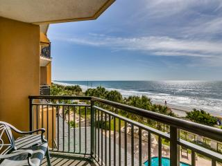 Luxury 2 Bedroom / 2 Bath Deluxe Oceanfront Suite - Myrtle Beach vacation rentals