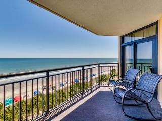 Luxury 3 Bedroom / 3 Bath Oceanfront Suite! - Myrtle Beach vacation rentals