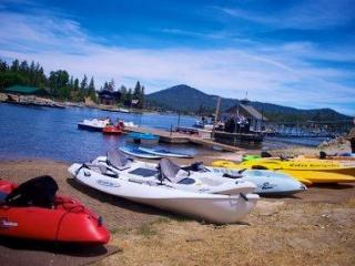 WOW! DISCOUNTED!   LAKEVIEW!  WALK TO  LAKE & Marina VIEWS! HOT TUB, GAMEROOM - Big Bear Lake vacation rentals