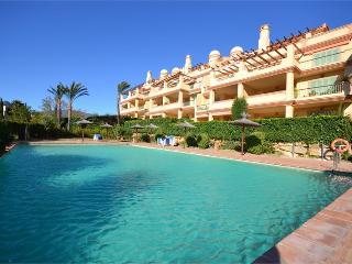 Luxury 2bed/2bath-Apartment with private garden - Benahavis vacation rentals