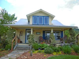 Bright House with Internet Access and A/C - Waynesville vacation rentals