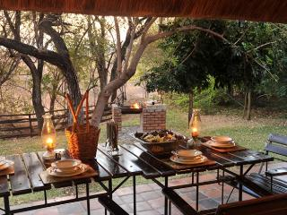 Two-bedroom Lodges at Lokuthula, Victoria Falls. - Victoria Falls vacation rentals