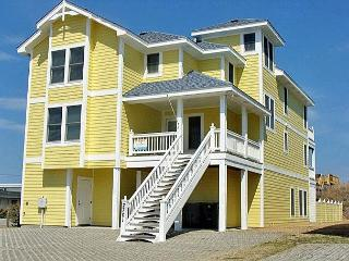 Cabana - Oceanfront, Pool, Sleeps 18, pool, spa - Nags Head vacation rentals