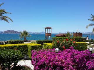 BEACHFRONT APARTMENT IN CALIS FETHIYE - Fethiye vacation rentals