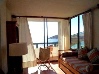 Comfortable Condo with Shared Outdoor Pool and Television - Tongoy vacation rentals