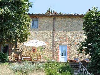 Podere La Rota Chianti Cottage for 2 - Moncioni vacation rentals