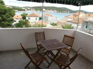 Beautiful apartment for three persons - Tisno vacation rentals