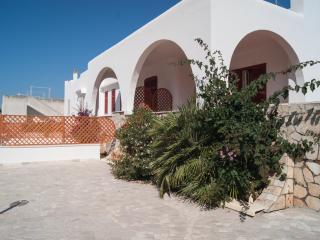 Villa Andrea a 100 metri dal mare con giardino - Marina di Mancaversa vacation rentals