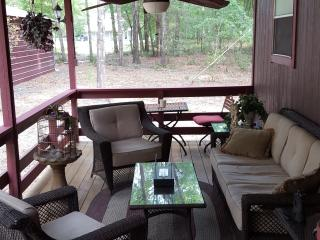 A Frame Cabin w/Whaler & Rainbow River Access - Dunnellon vacation rentals