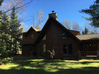 Large Home on 20 Wooded Acres Near Burt Lake - Alanson vacation rentals