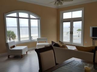 Beautiful Beachfront Townhome!! - Gulfport vacation rentals