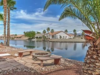 New Listing! Exceptional 3BR Fort Mohave Lakefront House w/Private Patio, Sparkling Community Pool & Fabulous Lake Views - Within Minutes of the Colorado River! - Fort Mohave vacation rentals