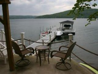 Romantic Lake House w/Excellent Views - Hammondsport vacation rentals