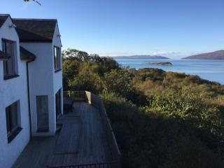 Amazing Sea Views Coastal Villa Nr Oban - Craobh Haven vacation rentals