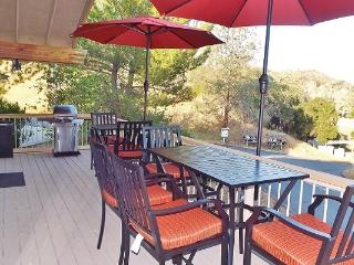 The Getaway-Relax you're at Nacimiento Lake Now! - Lake Nacimiento vacation rentals