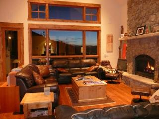 Magnificent Mountain-Top Luxury Lodge Home Vail/BC - Vail vacation rentals