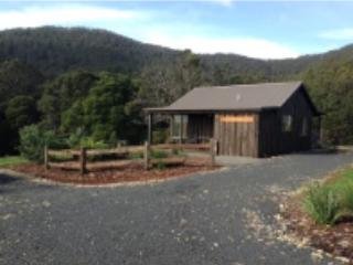 The Rustic Hut- The Country Hut - Penguin vacation rentals