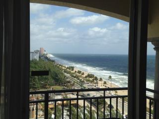 12th Floor King Suite - Atlantic Hotel - Oceanview - Fort Lauderdale vacation rentals