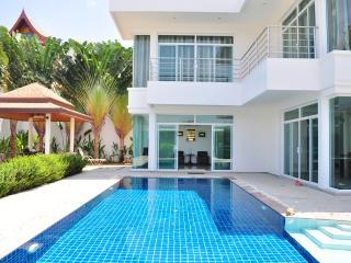 3 Bed White Modern Style Pool Villa - Naiharn - Rawai vacation rentals