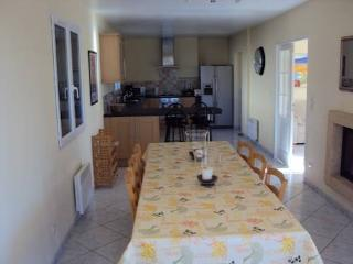 South France villa rental near the beach Marseillan (Ref: 319) - Marseillan vacation rentals
