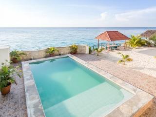 Las Iguanas - Seaside Oasis, Large Ocean Facing Pool, Ocean Views - Cozumel vacation rentals