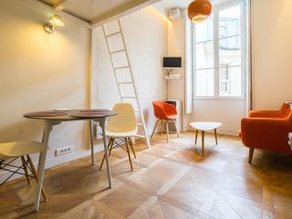 Tangerine studio in the center of Paris - Paris vacation rentals