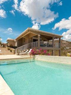 Ideal for Families & Groups, Huge Private Pool, Gym, Short Distance to Beach & Restaurants - Dawn Beach vacation rentals
