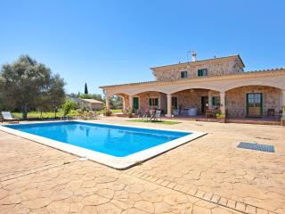 Comfortable Villa with Internet Access and Wireless Internet - Sencelles vacation rentals