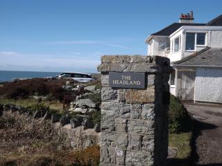 Lovely coastal flat with superb sea views! - Trearddur Bay vacation rentals