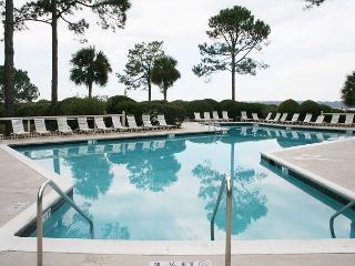 Fabulous Top Floor Villa on the Beach with Sound/ Ocean Views at South Beach! - Hilton Head vacation rentals