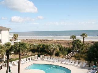 1 Bedroom Villa with Spectacular Ocean Views, Oceanfront Pool & Baby Pool! - Hilton Head vacation rentals