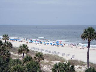 Oceanfront 2 Bedroom Villa with Panoramic Views & Private Oceanfront Balcony! - Hilton Head vacation rentals