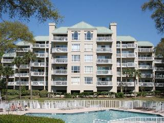 Lovely Ocean View 2 BD/2BA Villa with Pool & Poolside Spa! - Hilton Head vacation rentals
