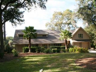 Beautiful Views of Private Pool, Spa, Lagoon & Golf. Pet Friendly Home! - Hilton Head vacation rentals