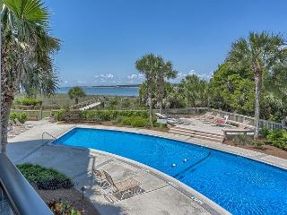 3 Bedroom Villa with Views of the Pool, Beach & Calibogue Sound! FREE TENNIS! - Carlisle vacation rentals