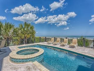 Exquisite 6 Bedroom Oceanfront Home with Pool, Spa, Billiard Room & Putt Putt - Utica vacation rentals