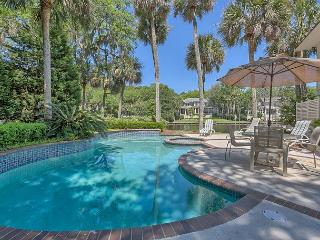 Exquisite Home on 11 Mile Lagoon with Private Pool & Spa + Dock & Canoe - Hilton Head vacation rentals