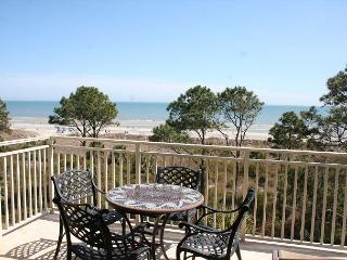 Oceanfront 3 Bedroom with Private Balcony & Panoramic Oceanfront Views! - Hilton Head vacation rentals