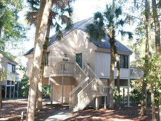 3 Bedroom Home with Lagoon View & Pool on site, Walk easily to the Beach! - Hilton Head vacation rentals