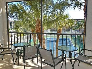 Island-style condo in deluxe riverfront community w/ pools & spas - Marco Island vacation rentals