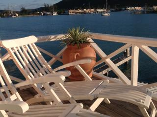 Stylish Waterfront Villa - Bolans vacation rentals