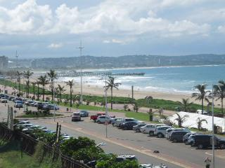 Sunny Studio across from the beach - Durban vacation rentals