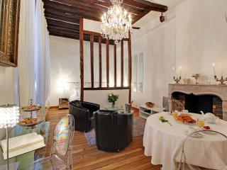 Romantic quiet studio on Ile Saint Louis, 4th area - Paris vacation rentals
