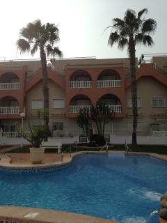 El Divino, Large 2 bedroom 2 bathroom apartment - Los Urrutias vacation rentals