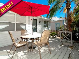 Cozy Cottage with Deck and Internet Access - Anna Maria vacation rentals