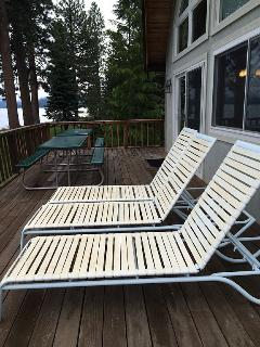 Lake Front Cabin With Beach, Private Dock - Lake Almanor vacation rentals