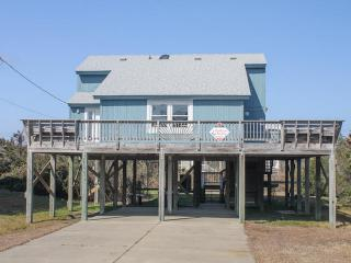 The Cutest Beach House, w/ Hot Tub. - Salvo vacation rentals